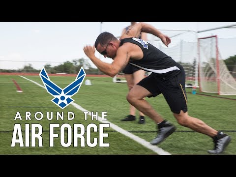Around the Air Force: 2018 Warrior Games / Afghan Airdrop