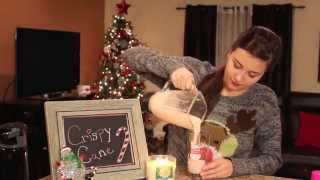 This shake is to die for! I definitely love cold drinks over hot ones, even in the winter time. This drink is minty and refreshing and perfect for the holidays :)