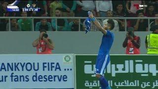 اهداف مباراة القوة الجوية والزوراء 1-1 {شاشه كامله} نهائي كأس السوبر العراقي