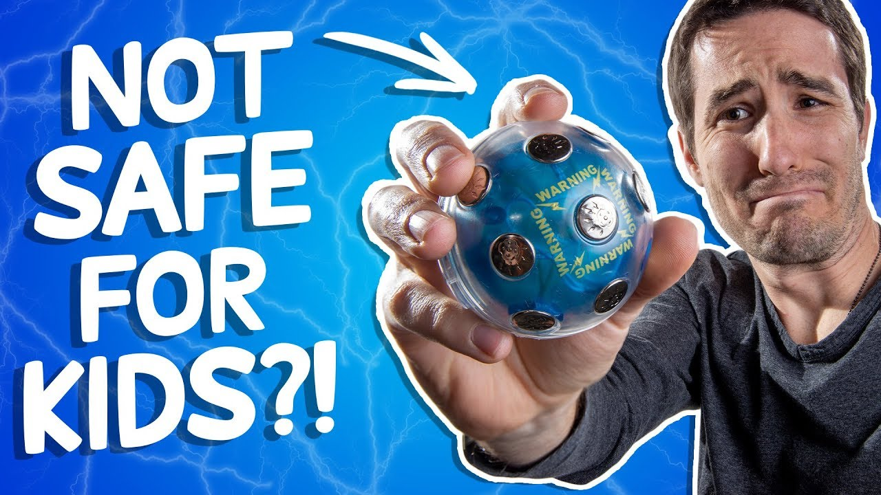 7 Amazing Toys That Are Too Dangerous for Kids • Out of the Box #1