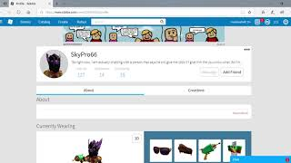 Roblox scammers try to get me to give them my password...