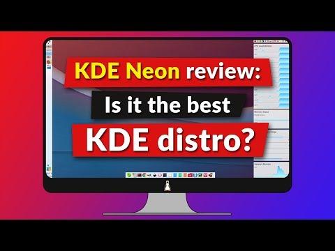 KDE Neon review: Is it the best KDE distro?