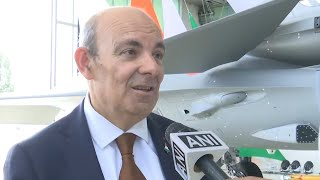 'Great day for IAF, India': Dassault CEO after delivering 1st Rafale to IAF
