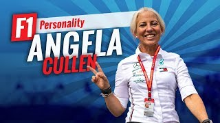 EVERYTHING YOU NEED TO KNOW ABOUT LEWIS HAMILTON'S PHYSIO ANGELA CULLEN
