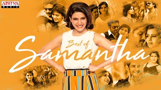 Samantha Super Hit Video Songs Jukebox | #TeluguSongs