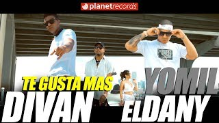 DIVAN x YOMIL y EL DANY - Te Gusta Mas (Official Video by Jorge Arroyo) Reggaeton Cubaton 2018
