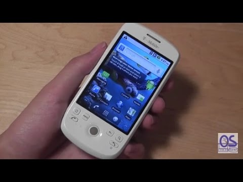 Retro Review: T-Mobile MyTouch 3G Android (HTC Magic)