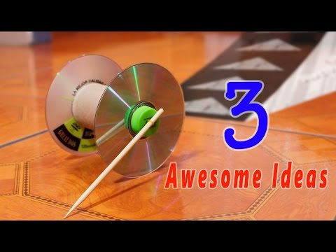 3 Awesome Ideas