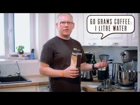 How to Brew Coffee Using a Drip Brewer - Becoming a Coffee Connoisseur part 5