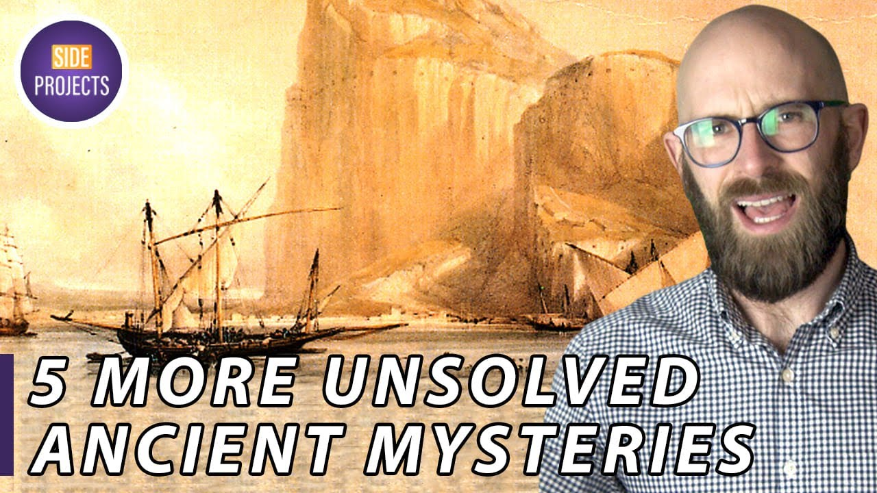 5 More Ancient Mysteries We Still Haven't Solved