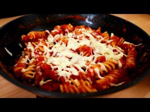 Cheesy Tomato Pasta | Kitchen Time with Neha