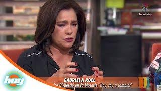 "Gabriela Roel interpretará a Lupita D´Alessio en ""Hoy voy a cambiar"" | Hoy"