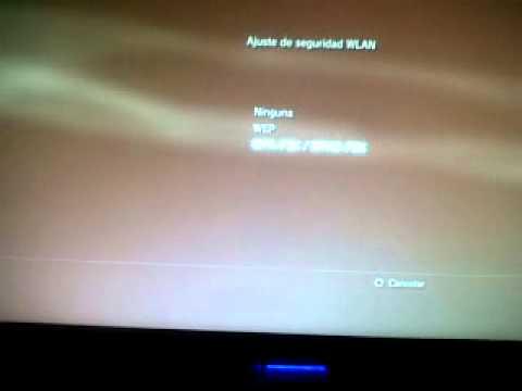 Como configurar el Wifi de tu PS3 Paso a paso