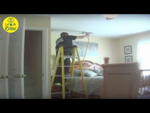 Xxx Mp4 She Set Up A Secret Camera And Caught This Repairman Doing Something Dreadful In The Bedroom… 3gp Sex