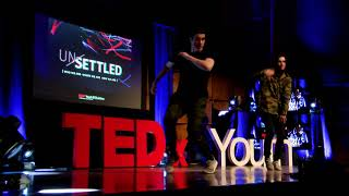 Breakdance  Ben Gosse and PJ Merlo   TEDxYouth@StJohns