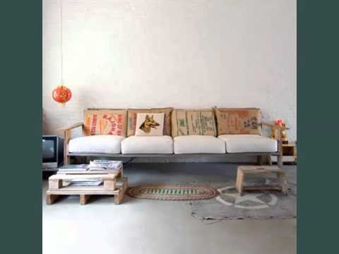 Pallet Furniture Picture Ideas | Pallets Furniture Sofa