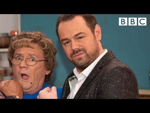 Danny Dyer teaches Mammy cockney rhyming slang - BBC