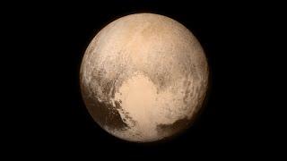 "Pluto the ""Dwarf Planet"" HD"