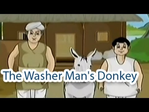 Download The Washer Man's Donkey | Panchatantra Tales