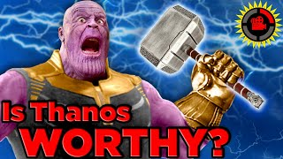Download Film Theory: Is Thanos Worthy of Thor's Hammer? (Avengers Endgame) Video