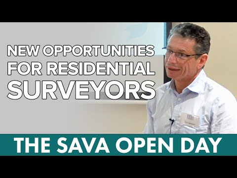 New Opportunities for Residential Surveyors