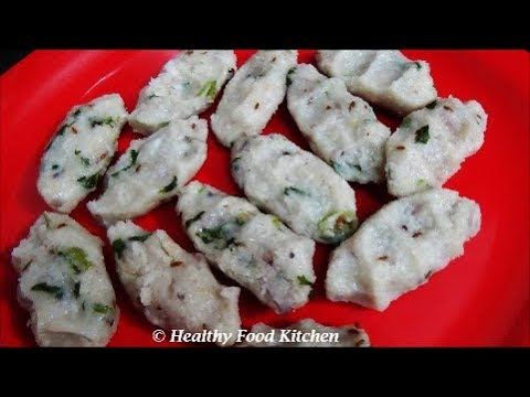 Kozhukattai Recipe in Tamil -Varagu Arisi Kara Kozhukattai Recipe-Kodo Millet Kara Kozhukattai