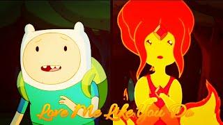 finn & flame princess video