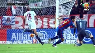 Sevilla vs FC Barcelona [1-2][06/11/2016][La Liga - Jornada 11] El Barça juga a RAC1