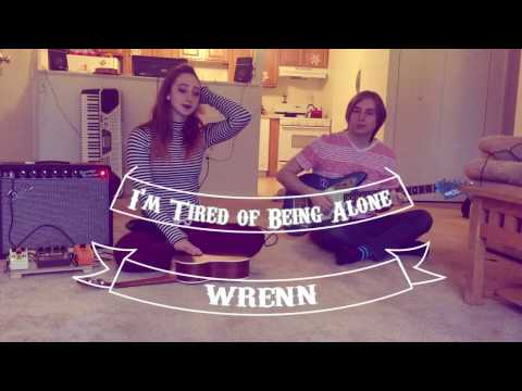 Spanking my Ukulele and Covering I'm Tired of Being Alone by WRENN w/ Ryan