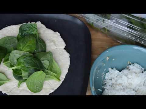 3 Ingredient Pita Bread  FAT FREE  SALT FREE
