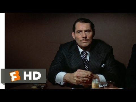 The Sting (2/10) Movie CLIP - Name's Lonnegan (1973) HD