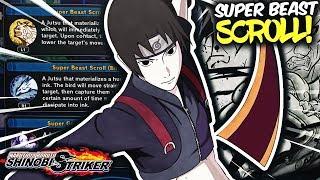 NARUTO TO BORUTO: SHINOBI STRIKER - New Kakashi Gameplay [1080p