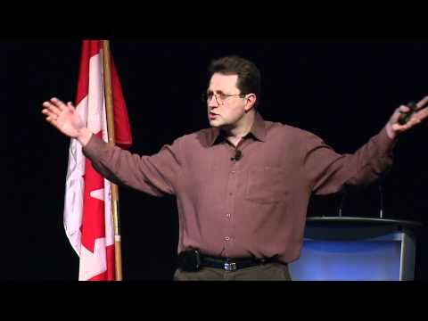 Find a job in canada - how to make it happen. Dr. Lionel Laroche at IEP Toronto Feb 10 2012