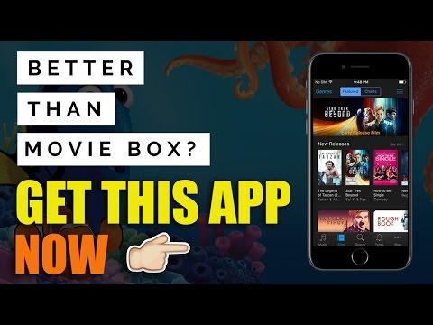 BETTER THAN MOVIE BOX? FREE MOVIES & TV SHOWS FOR iPHONE (NO JAILBREAK) iOS 9/10.3/10.3.1