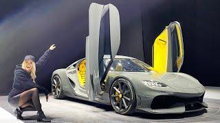 Koenigsegg Gemera - This Hypercar Runs Off Volcano Energy!