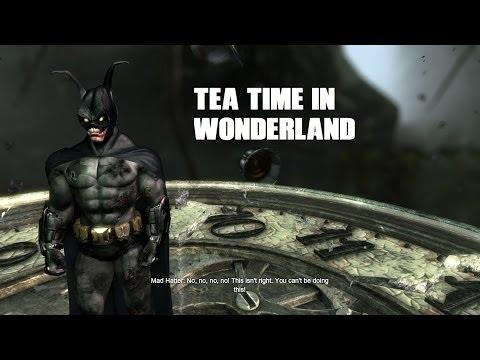 TEA TIME WTH BATMAN