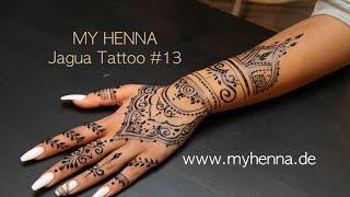 my henna jagua tattoo 13 - Henna Muster Fur Anfanger