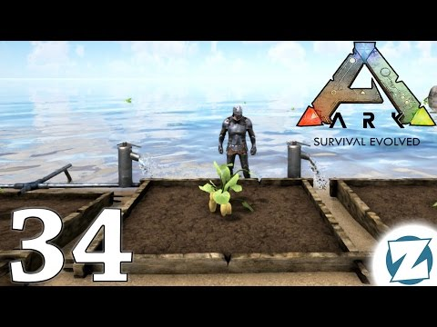 ARK Survival Evolved Gameplay - Ep34 - Narco Berry Farm - Let's Play