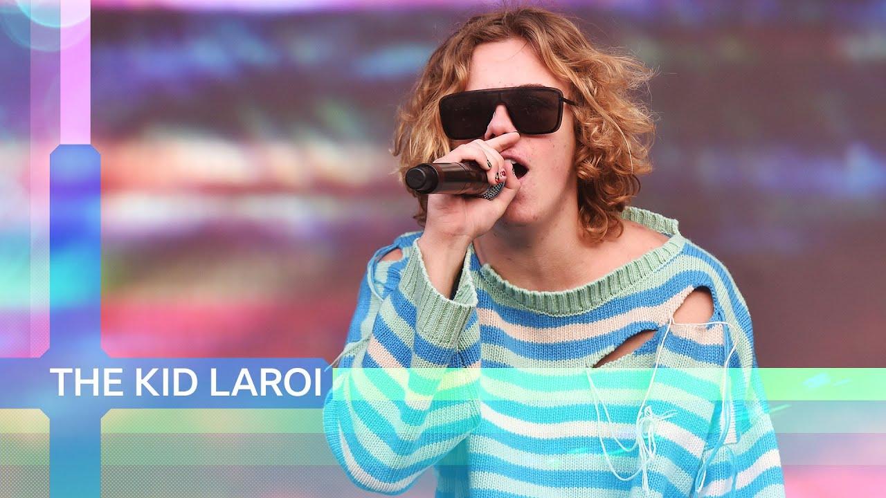 The Kid LAROI  - Without You (Reading 2021)