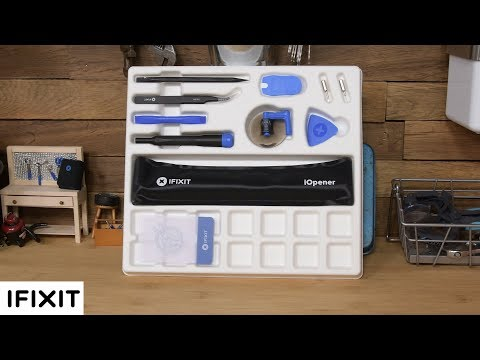 The Ultimate iPad Fix Kit!