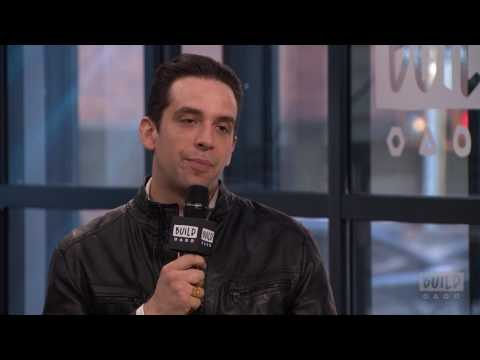 Nick Cordero Discusses Perfecting The Bronx Accent
