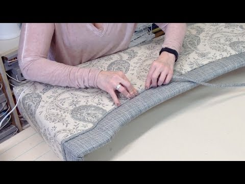 Method Share - ROUTED UPHOLSTERED CORNICE BOARDS