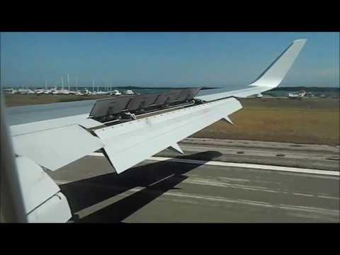 First Choice B767-300ER Landing at Reina Beatrix Airport, Aruba (AUA/TNCA)