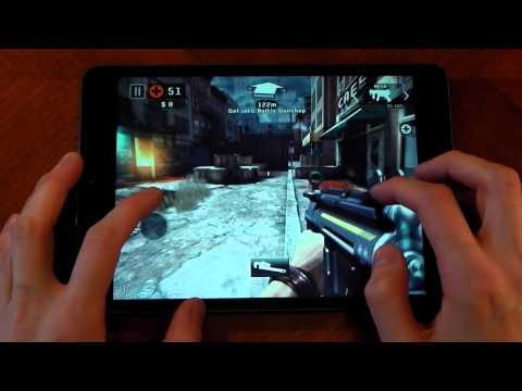 Apple iPad Mini 2 ( Retina ) - Gaming Performance