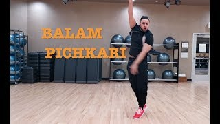 BALAM PICHKARI | RANBIR KAPOOR | DEEPIKA PADUKONE | SILMAN SALEEM | DANCE COVER