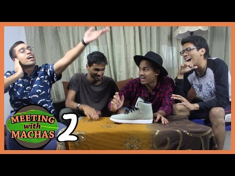 Meeting With Machas (Ep.2) - ONE NIGHT STANDS!