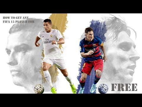 How to get messi or ronaldo for free game hacker fifa 15 android