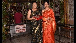 Tanushree Dutta Celebrate Diwali With Sister Ishita Dutta For First Time After Me Too Movement