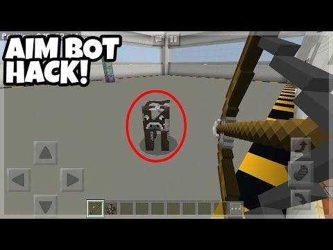 Mcpe Command Block: Aim Bot Hack Tutorial
