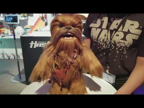FurReal Friends Chewbacca is Ready for Your Tickles